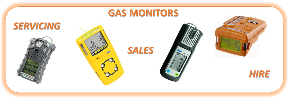 Gas Monitors Banner